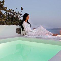 Отель Oia Collection Греция, Остров Санторини - отзывы, цены и фото номеров - забронировать отель Oia Collection онлайн бассейн фото 2