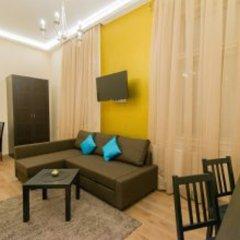 Отель Budapest Heart Suites Будапешт комната для гостей
