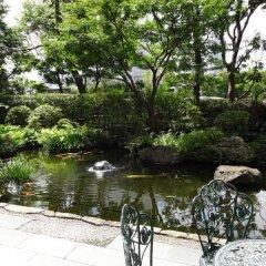 Отель Princess Garden Япония, Токио - отзывы, цены и фото номеров - забронировать отель Princess Garden онлайн приотельная территория