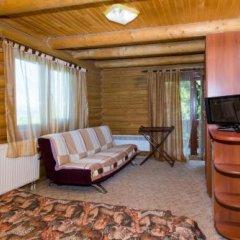 Отель Dersu Uzala Поляна комната для гостей фото 4