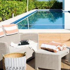 Отель Opal Suites Мексика, Плая-дель-Кармен - отзывы, цены и фото номеров - забронировать отель Opal Suites онлайн бассейн фото 3