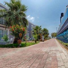 Отель Wonasis Resort & Aqua Мерсин парковка