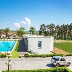 Отель Luxury Guest House Europe Боровец парковка
