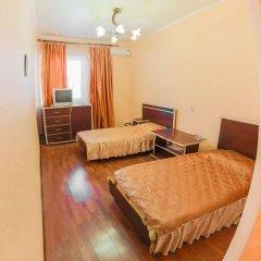 Гостиница Оазис Стандартный номер двуспальная кровать