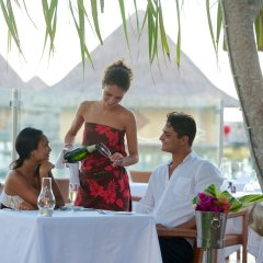 Отель InterContinental Le Moana Resort Bora Bora питание фото 2