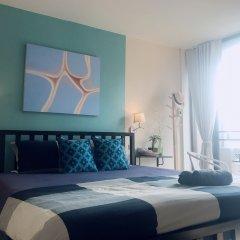 Отель Rama 9 Kamin Bird Hostel Таиланд, Бангкок - отзывы, цены и фото номеров - забронировать отель Rama 9 Kamin Bird Hostel онлайн комната для гостей фото 5