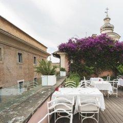 DOM Hotel Roma питание фото 3