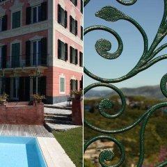 Отель Villa Rosmarino Камогли детские мероприятия