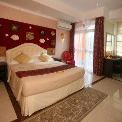 Отель Le Vieux Nice Inn Мальдивы, Северный атолл Мале - отзывы, цены и фото номеров - забронировать отель Le Vieux Nice Inn онлайн комната для гостей фото 2