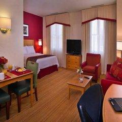 Отель Residence Inn Washington, DC /Capitol США, Вашингтон - отзывы, цены и фото номеров - забронировать отель Residence Inn Washington, DC /Capitol онлайн комната для гостей фото 5
