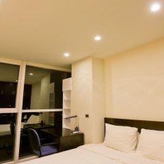 Апартаменты CTM Serviced Apartment комната для гостей