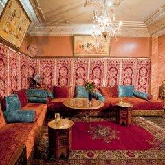 Hotel Riad Fantasia интерьер отеля