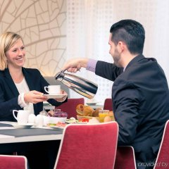 Mercure Hotel Stuttgart City Center питание