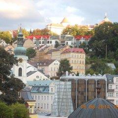 Отель Pension Asila Чехия, Карловы Вары - отзывы, цены и фото номеров - забронировать отель Pension Asila онлайн балкон