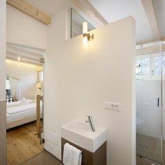 Отель Pension Riedingerhof Меран ванная
