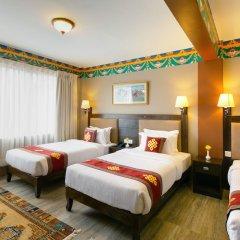 Отель Lotus Gems Непал, Катманду - отзывы, цены и фото номеров - забронировать отель Lotus Gems онлайн комната для гостей фото 2