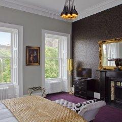 Отель The Edinburgh Castle Suite Эдинбург удобства в номере