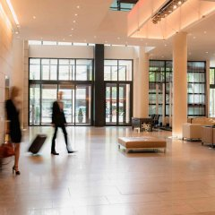 Отель Pullman Berlin Schweizerhof фитнесс-зал