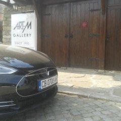 Отель Art - M Gallery Болгария, Трявна - отзывы, цены и фото номеров - забронировать отель Art - M Gallery онлайн парковка