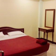 Апартаменты Parinyas Apartment Паттайя сейф в номере