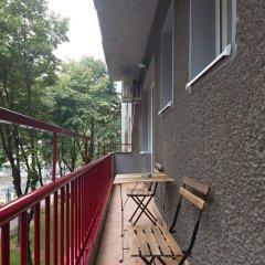 Апартаменты Belgrade Center Apartment Iv Белград балкон