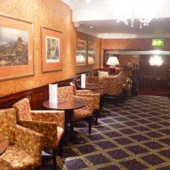 Отель Etrop Grange Манчестер интерьер отеля