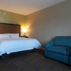 Отель Hampton Inn Minneapolis Bloomington West США, Блумингтон - отзывы, цены и фото номеров - забронировать отель Hampton Inn Minneapolis Bloomington West онлайн комната для гостей