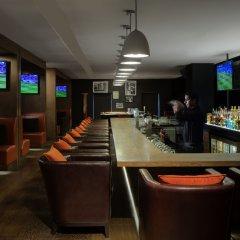 Отель Pullman Dubai Creek City Centre Residences гостиничный бар