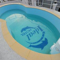Отель Ideal Hotel Hue Вьетнам, Хюэ - отзывы, цены и фото номеров - забронировать отель Ideal Hotel Hue онлайн бассейн фото 3