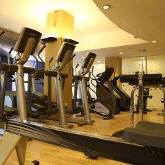 Отель Cinnamon Lakeside Colombo Шри-Ланка, Коломбо - 2 отзыва об отеле, цены и фото номеров - забронировать отель Cinnamon Lakeside Colombo онлайн фитнесс-зал фото 2