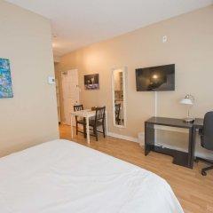 Отель ByWard Blue Inn Канада, Оттава - отзывы, цены и фото номеров - забронировать отель ByWard Blue Inn онлайн удобства в номере фото 2