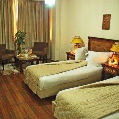 Отель Amman Orchid Hotel Иордания, Амман - отзывы, цены и фото номеров - забронировать отель Amman Orchid Hotel онлайн комната для гостей фото 2