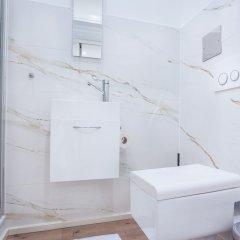Отель SKY9 Apartment City Center Австрия, Вена - отзывы, цены и фото номеров - забронировать отель SKY9 Apartment City Center онлайн ванная
