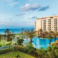 Отель Movenpick Hotel & Casino Malabata Tanger Марокко, Танжер - отзывы, цены и фото номеров - забронировать отель Movenpick Hotel & Casino Malabata Tanger онлайн пляж