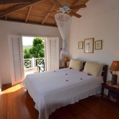 Отель Tranquility Villa Порт Антонио комната для гостей фото 4