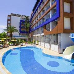 Gardenia Hotel Аланья бассейн