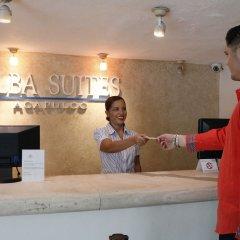 Отель Alba Suites Acapulco Мексика, Акапулько - отзывы, цены и фото номеров - забронировать отель Alba Suites Acapulco онлайн гостиничный бар