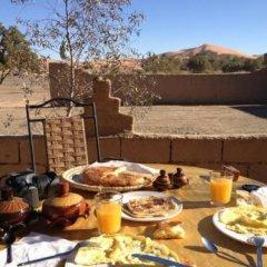 Отель Auberge La Source Марокко, Мерзуга - отзывы, цены и фото номеров - забронировать отель Auberge La Source онлайн питание фото 3