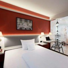 Best Western Hotel Leipzig City Centre комната для гостей