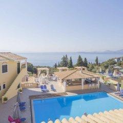 Отель Corfu Residence Греция, Корфу - отзывы, цены и фото номеров - забронировать отель Corfu Residence онлайн бассейн