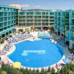 Отель Diamant Sunny Beach бассейн