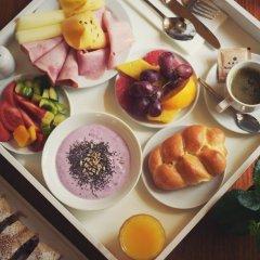 Отель Bellevue (ex.u Mesta Vidne) Чешский Крумлов питание фото 2