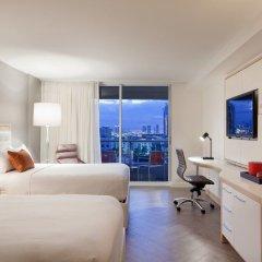 Отель Marriott Stanton South Beach комната для гостей фото 2