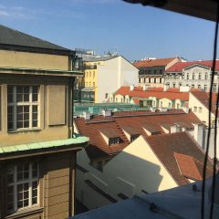 Hostel Rosemary балкон