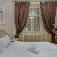 Апартаменты MosApts Apartment at Kiyevskaya комната для гостей фото 2