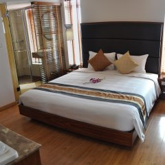Hanoi Elite Hotel комната для гостей