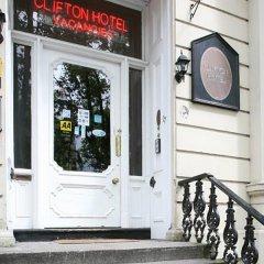 Clifton Hotel Глазго интерьер отеля
