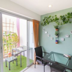 Апартаменты Bangkok Two Bedroom Apartment Бангкок комната для гостей фото 2