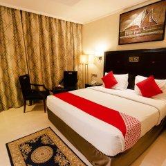 Smana Hotel Al Raffa Дубай комната для гостей фото 2