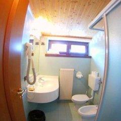 Hotel Canin Кьюзафорте ванная